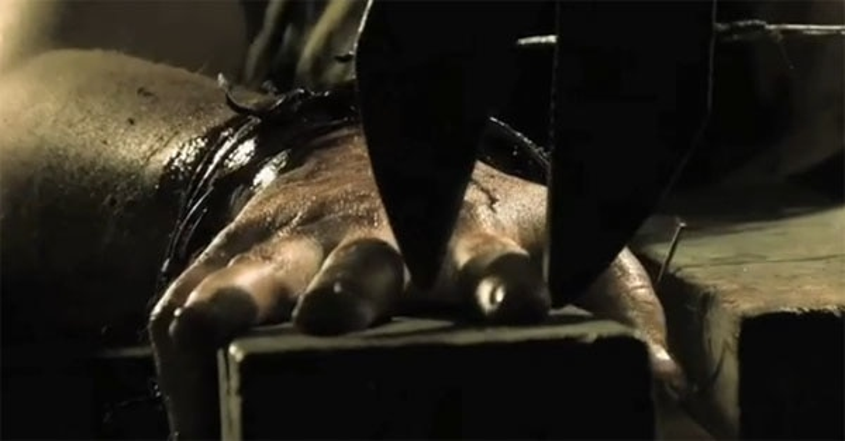 sweatshop1 - Sweatshop Pounds its Way to Home Video