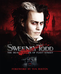 A companion book for Sweeney Todd from Titan is due out in January!