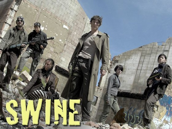 Check Out the Sci-Fi Short Film Series Swine