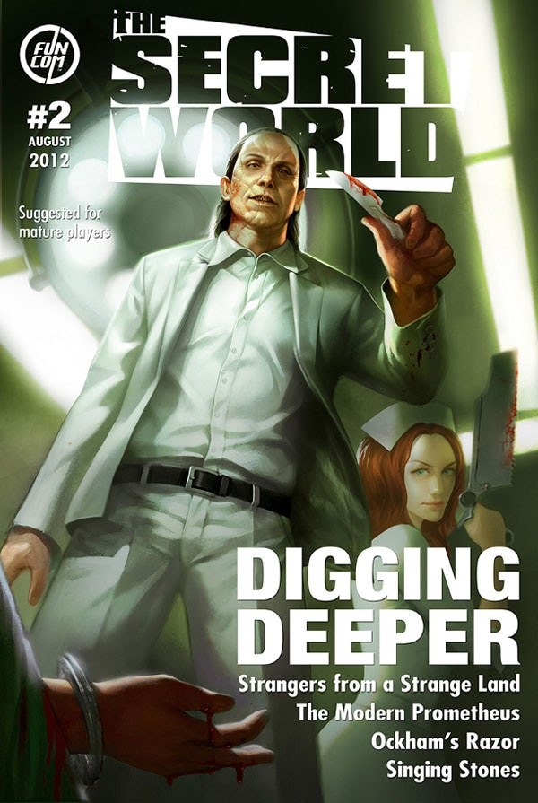 The Secret World Releases Issue #2