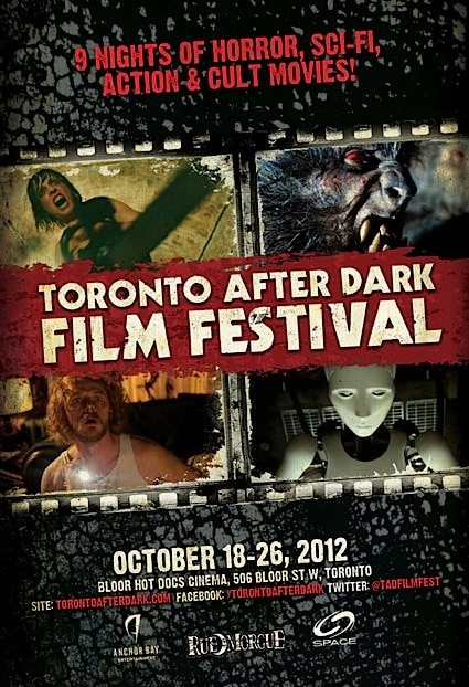 The Toronoto After Dark Film Festival Has Begun!
