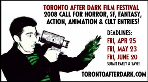 Toronto After Dark call for entries!