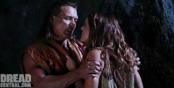Fangs and Blood: More Stills from Tales of an Ancient Empire