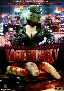 Taeter City: Collector's Edition (DVD)