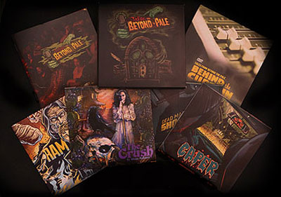 Tales from Beyond the Pale Season 2 Live! Box Set and DVD