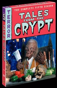 Tales from the Crypt: Season Five (click for larger image)