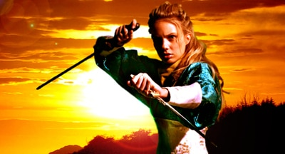 Melissa Ordway in Tales of an Ancient Empire