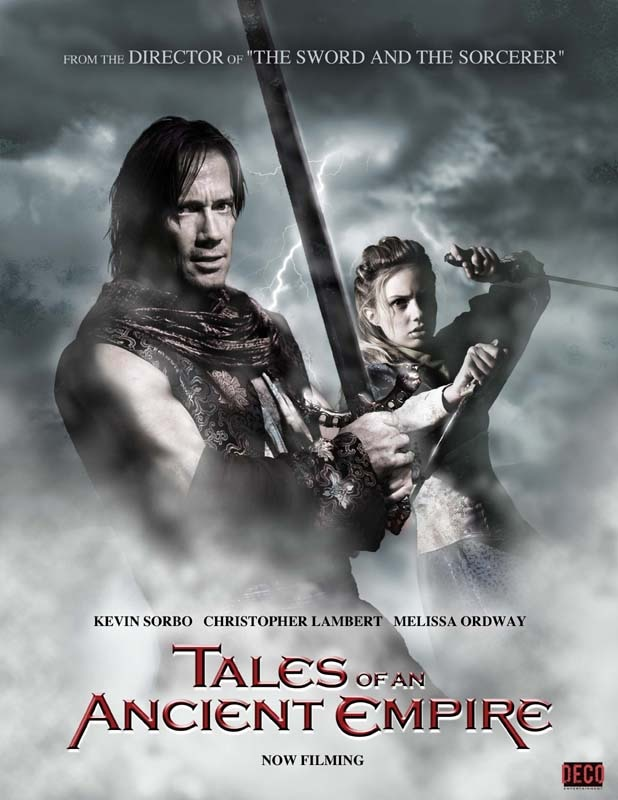 Teaser Poster from Tales of an Ancient Empire