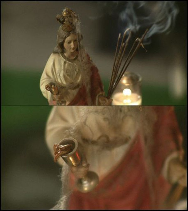 First Images from Short Film The Talisman