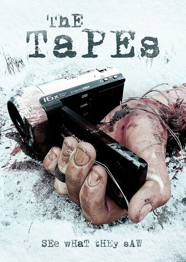 New Trailer for The Tapes Uncovered