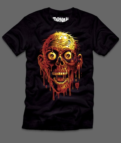 Limited Edition Tarman T-Shirt & Poster from Fright-Rags