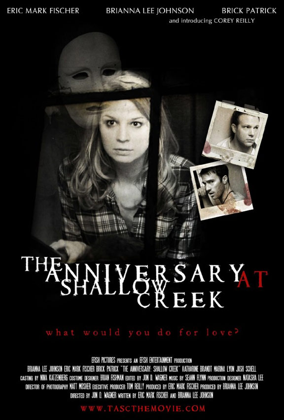 Eric Fischer's Chilling Debut The Anniversary at Shallow Creek to Drop on DVD July 5