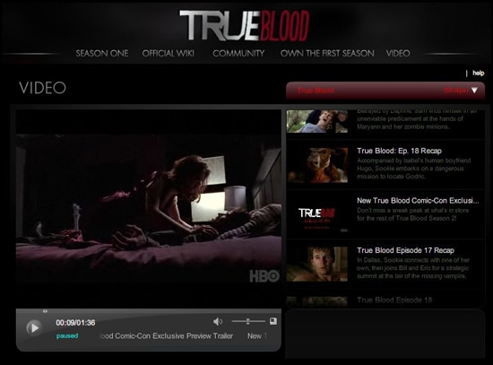 True Blood Episode 29 Post Mortem & Inside the Episode; Episode 30 Promo