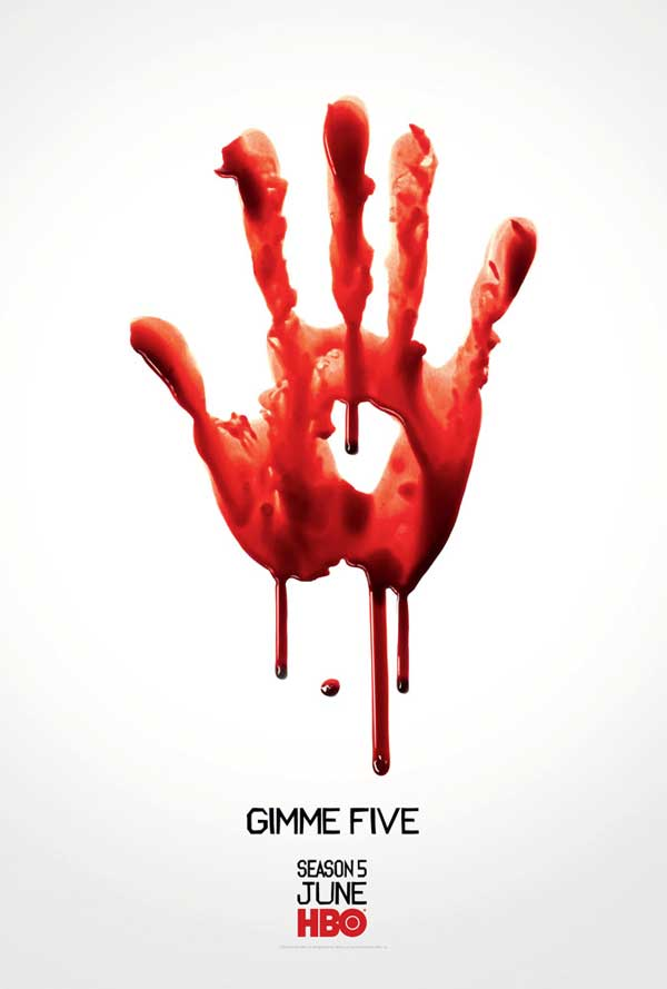 True Blood Says Gimme Five in New Fan Poster