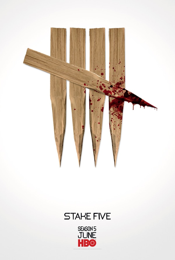Final True Blood Fan Poster Stakes its Claim