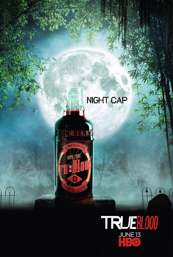 Ninth True Blood Promo Poster Offers a Night Cap