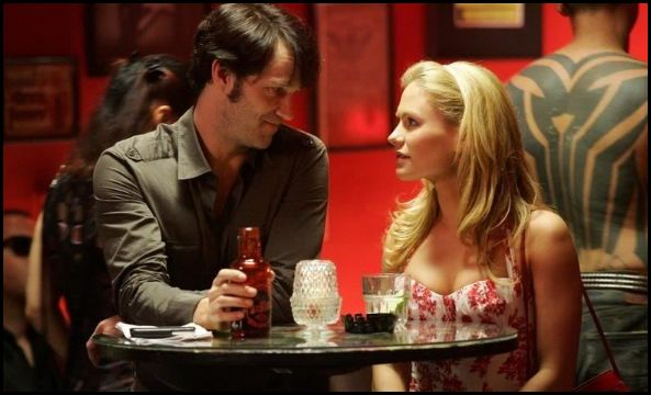 Anna Paquin and Stephen Moyer Inject True Blood into Open House