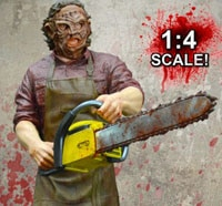 Own Your Own Leatherface From Texas Chainsaw 3D
