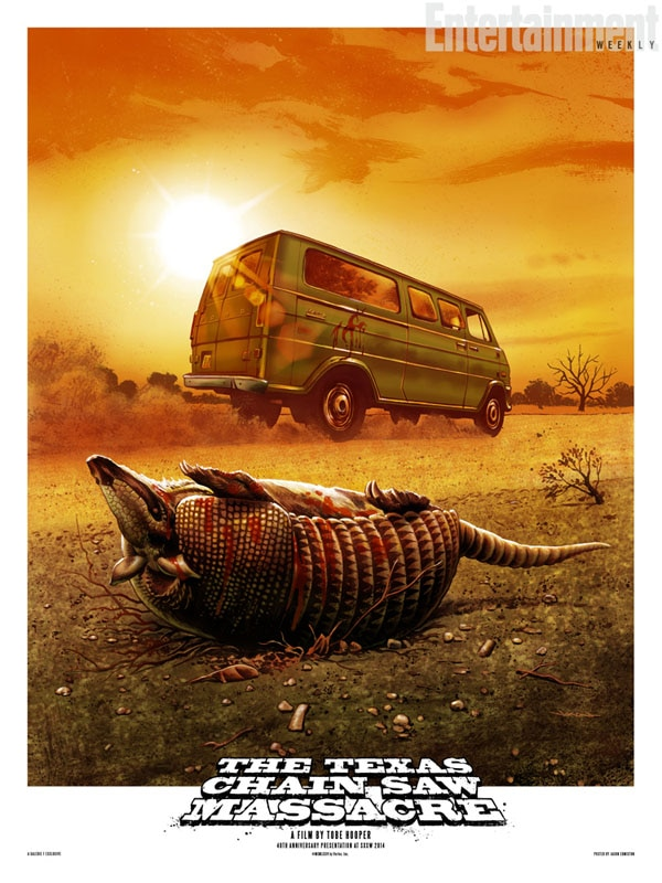 tcm ew - Official Word and Look at The Texas Chain Saw Massacre Restored Edition!