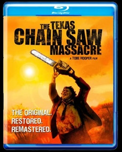 The Texas Chain Saw Massacre Ultimate Edition Blu-ray (click for larger image)
