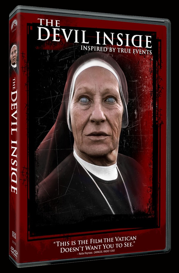 The Devil Inside Your Home Video Collection in May