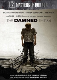 Masters of Horror: The Damned Thing DVD(click for larger image)
