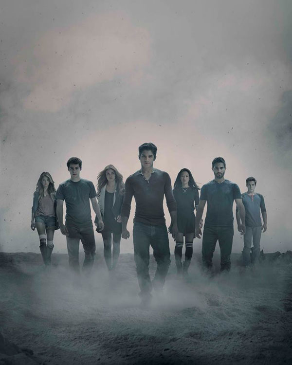 New Teen Wolf Season 4 Trailer Rises from the Ashes