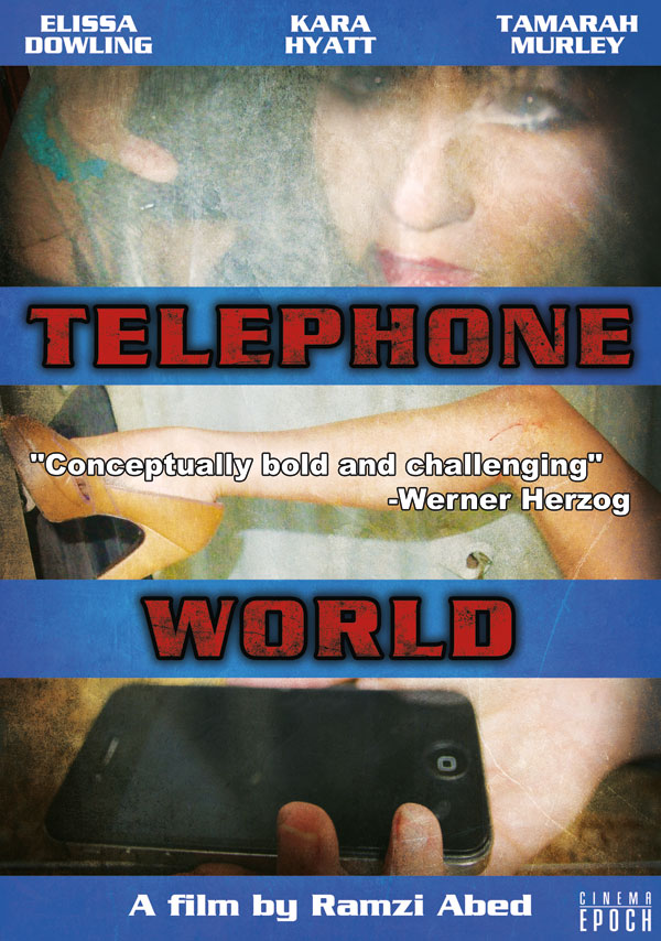 Telephone World Rings Up a Release Date, New Trailer, Stills, and Official Artwork