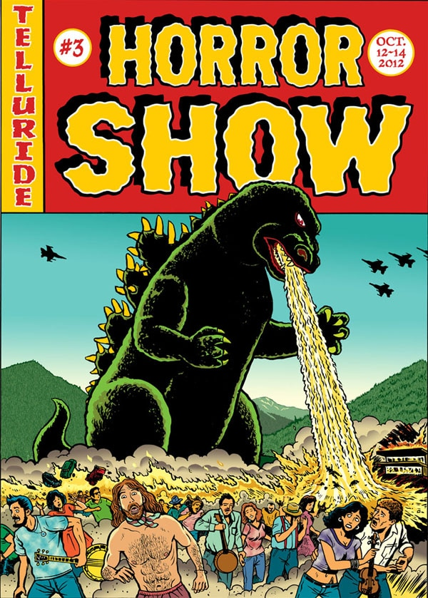 First Films Announced for Telluride Horror Show
