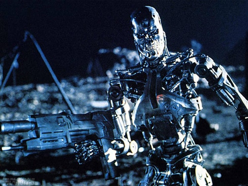 Sony Joins Bidding War for Rights to Terminator Franchise
