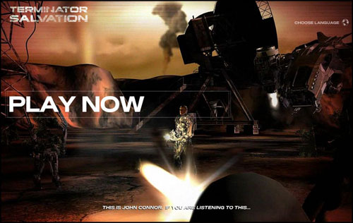 Free Terminator: Salvation game