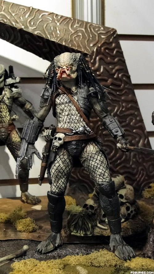 Toy Fair 2011: The Hunt is On with New Predators Figures from NECA