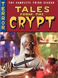 Tales from the Crypt Season Three DVD