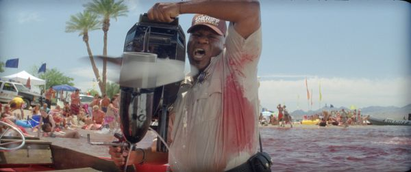 Ving Rhames to Swim With the Fishes Again in Piranha 3DD?