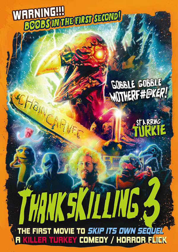 Thankskilling 3 Gobbles its Way to DVD