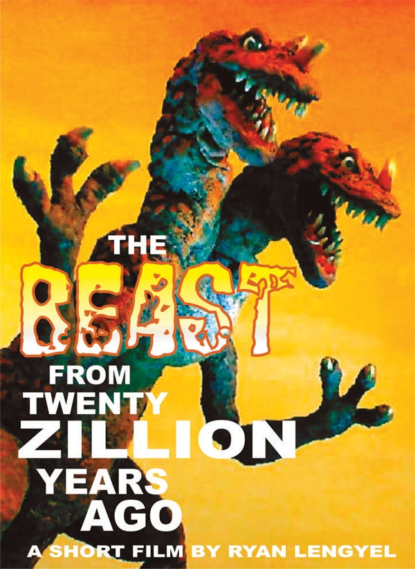 The Beast from Twenty Zillion Years Ago