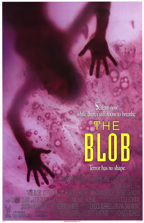 Twilight Time's Blu-ray Release of The Blob Remake Taking Shape