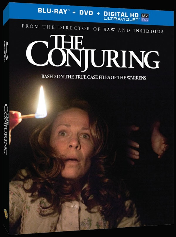 the conjuring blu ray - A Release Date Given to The Conjuring 2