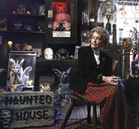 Go Inside Lorraine Warren's Museum of the Occult for The Conjuring