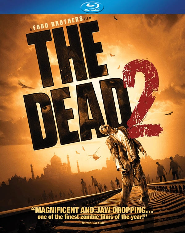 the dead 2 blu ray - The Dead 2 Shambles Home to Blu-ray and DVD