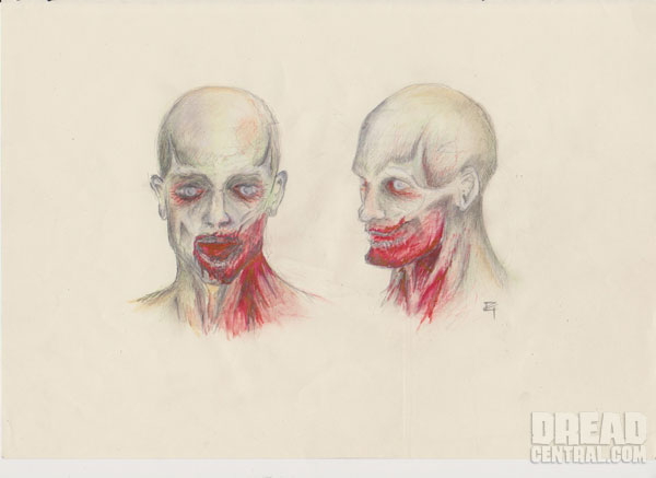 the dead 2 concept art 1 - Exclusive Production Art for The Dead II: India