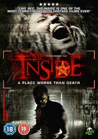 Inside, The (UK DVD)