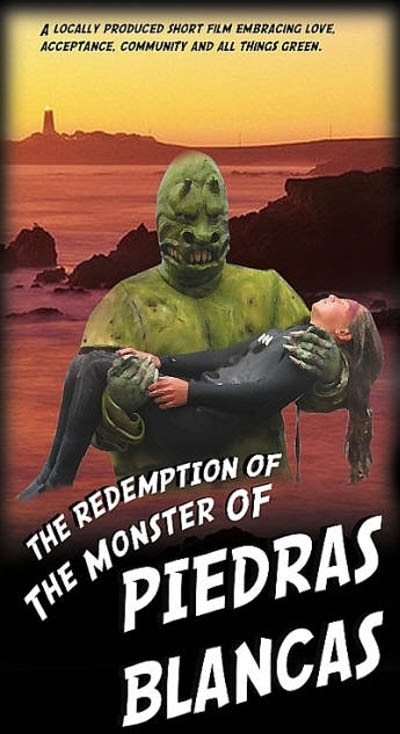 The Monster of the Piedras Blancas