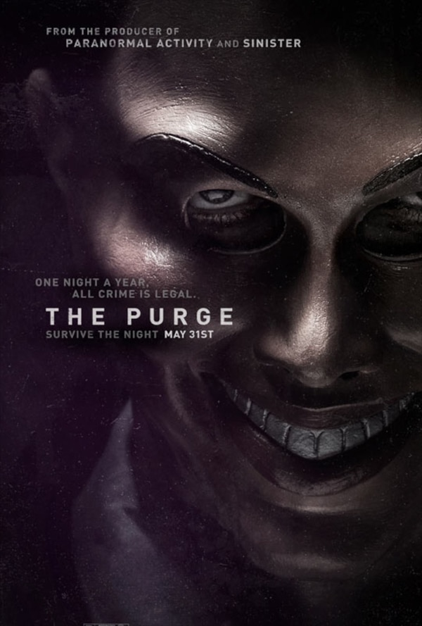 First Look at The Purge - Trailer, Stills, and Artwork!