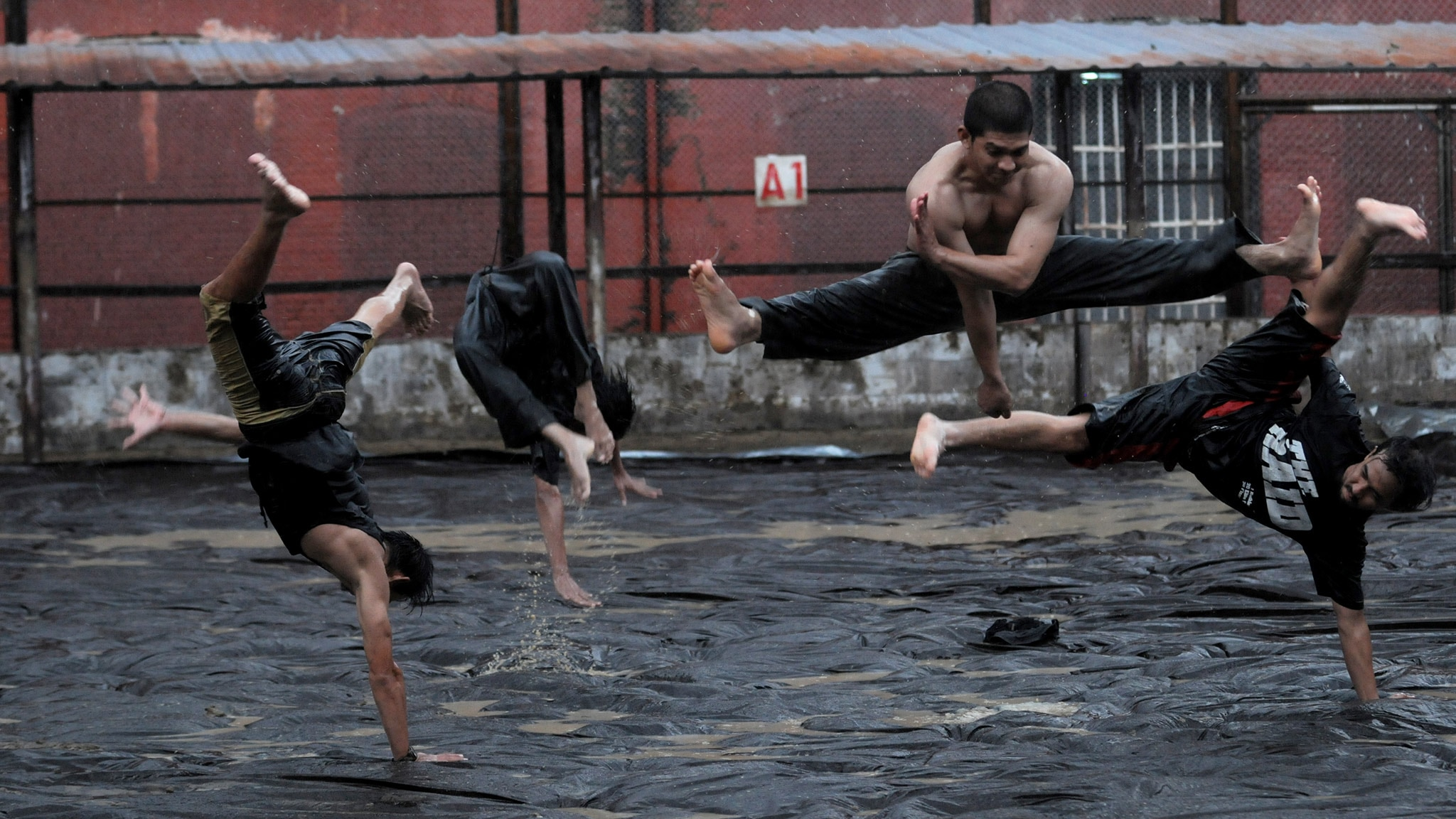 Gory First Look at The Raid 2: Berandal