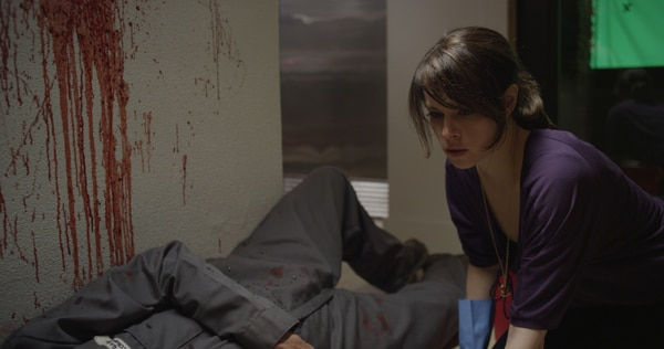 the returned - Exclusive Clip From The Returned Bolts Out of the Window