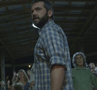 New Featurette for The Sacrament Prays for Your Salvation