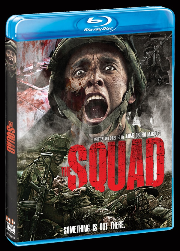 The Squad Blu-ray