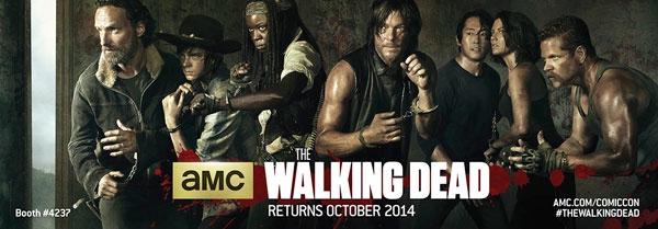 the walking dead season 5 53d7c9981543e - #SDCC14: The Walking Dead Season 5 - Expect More Ferocity, Bigger Setpieces, and a New State of Decay; Update on the Spin-off