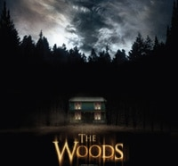 The Woods - New Poster Has Some Red on It!